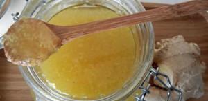 Лесна рецепта- Джинджифил и мед