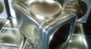 Произвеждаме тенекии за мед с обем 6кг., 12кг. и 25кг