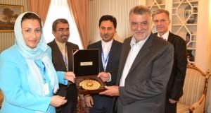 Мед потича за Иран, министър Танева го договори