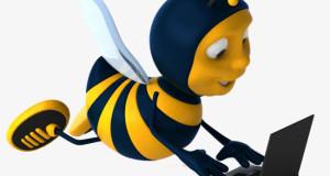 """Пчелите """"изчисляват"""" по-бързо от компютрите"""